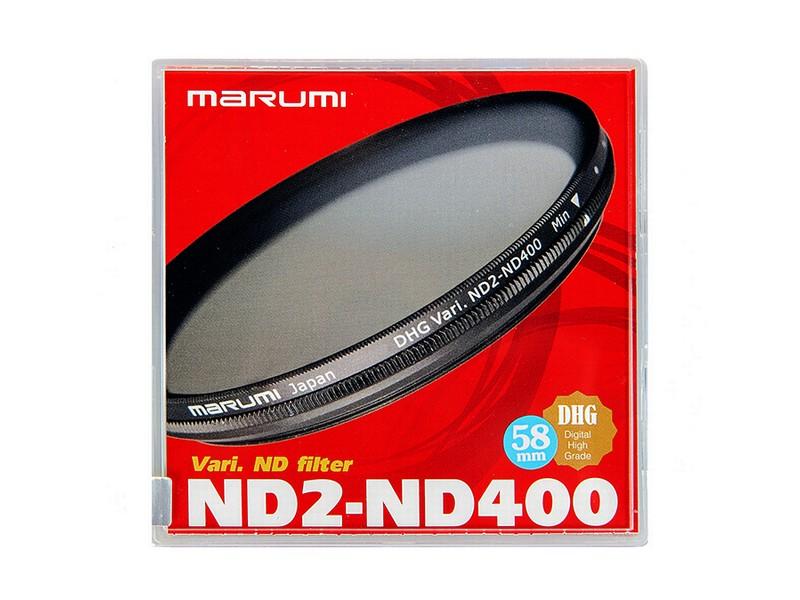 MARUMI DHG VARI-ND 58mm