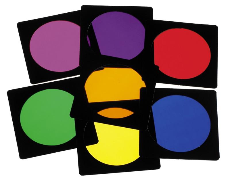 DFS-Sada 7-želat.filtrů/16,5cm