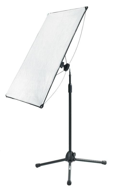 Odr.panel 80x120/stříbrná/bílá