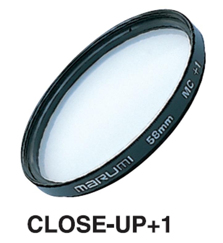 MARUMI Close Up set 55mm