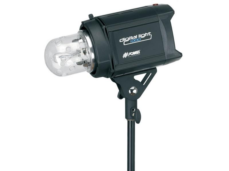 Digital Light - 1000, trvalé světlo