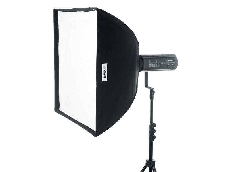 EKO Soft Box 60x60 cm/Silver