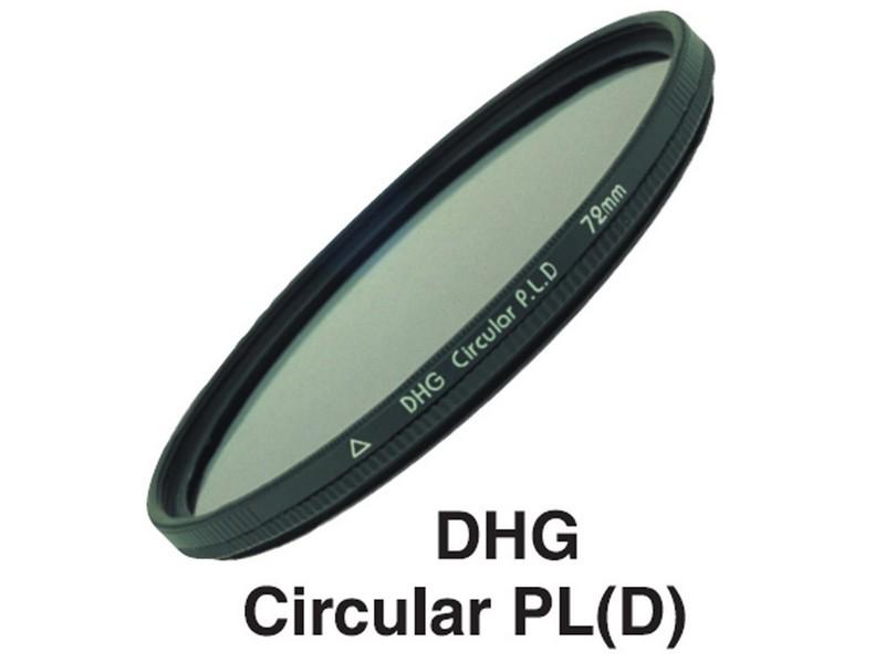 MARUMI Circular PL(D) DHG Super 55mm