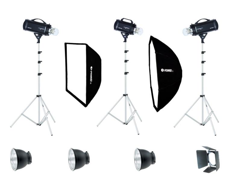 Fomei Digitalis Pro/600/600/400 kit