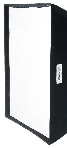 Set difuzní látky /přední, prostřední/ 90x120
