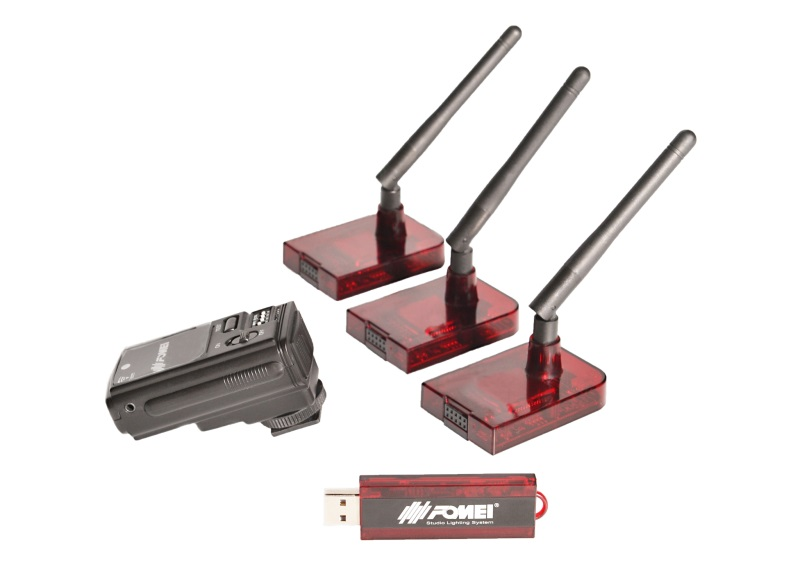 Digital Pro X-1 transmitter/3 receivers/1 USB trasmitter