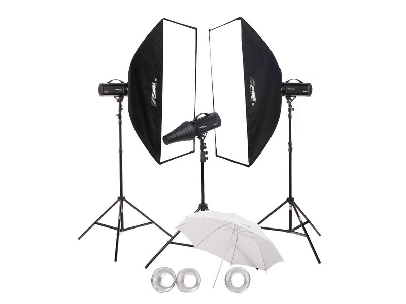 Fomei Digital Pro X/500/500/500 kit