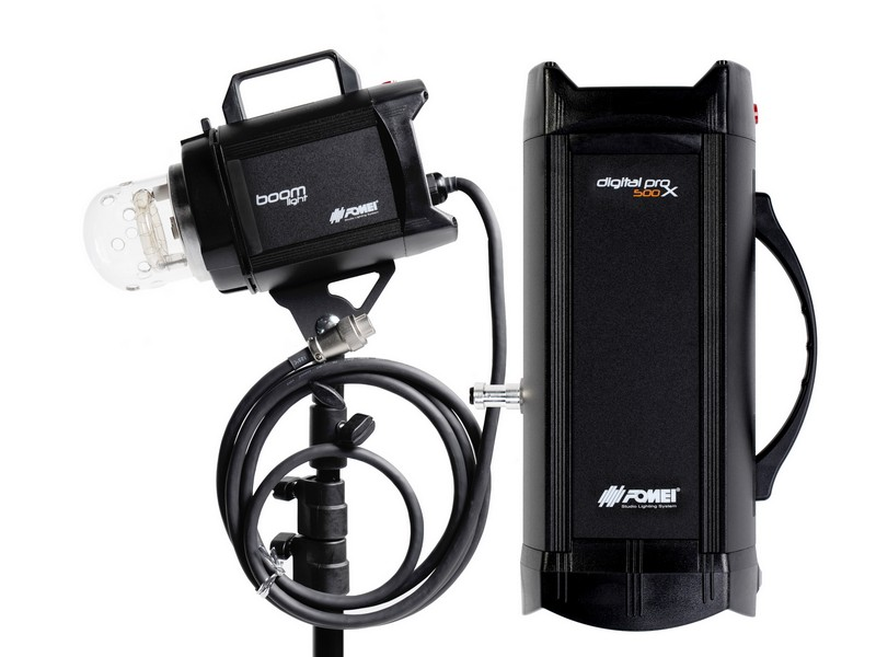 Fomei Digital Pro X - 500 Boom Light
