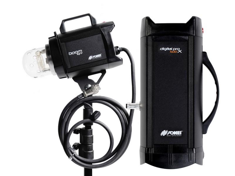 Fomei Digital Pro X - 500 Boom Light