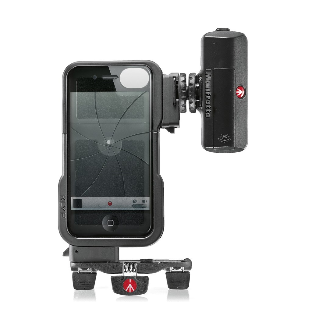 Manfrotto KLYP iPhone case ML 120 POCKET