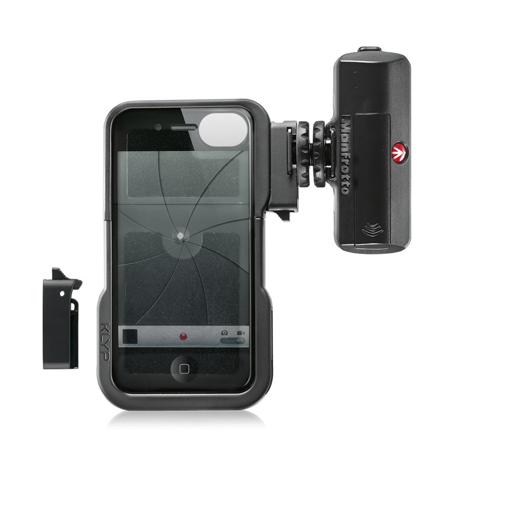 Manfrotto KLYP iPhone case ML120