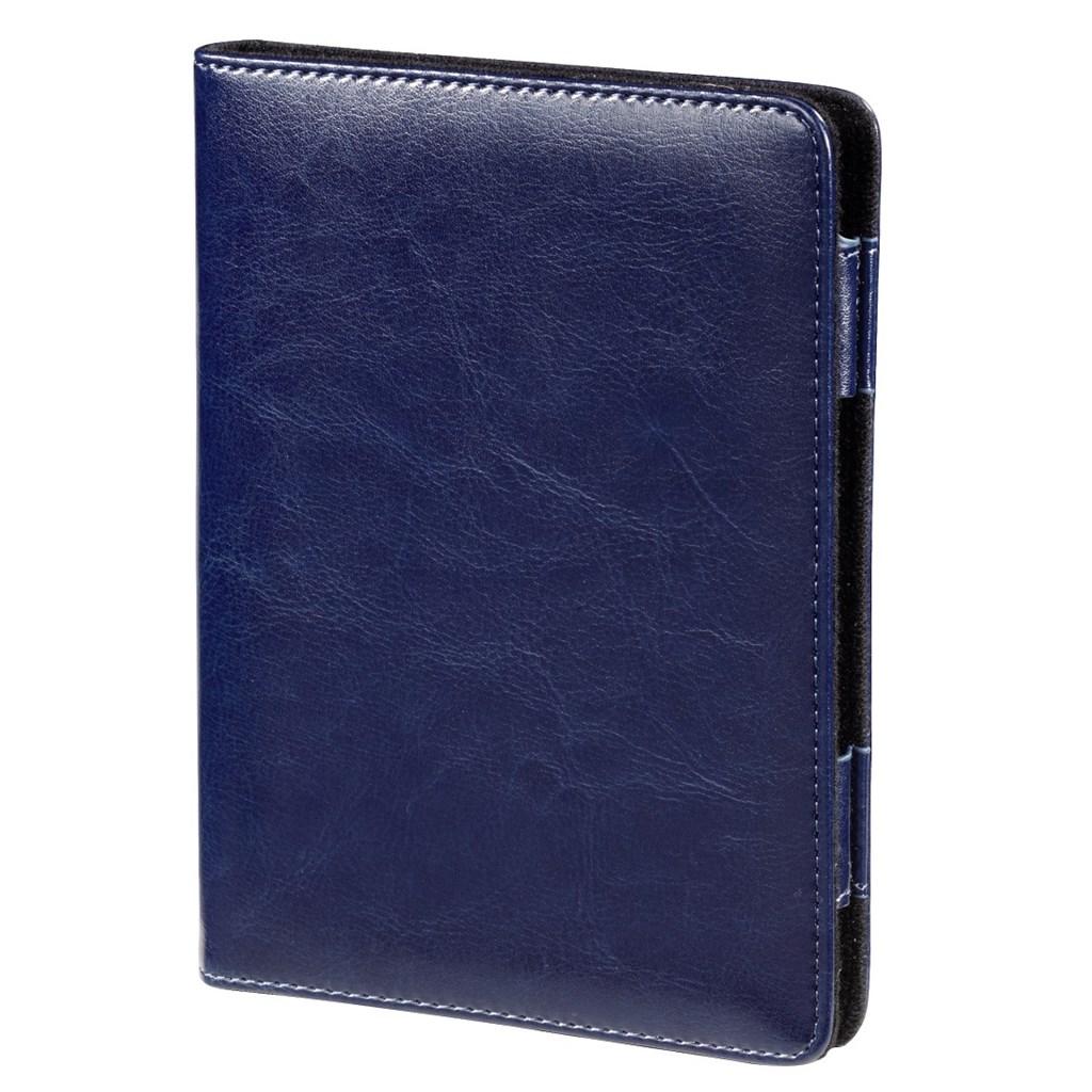 Hama lettura obal na eBook Kobo Touch/Glo a Kindle WiFi/Paperwhite, modrý