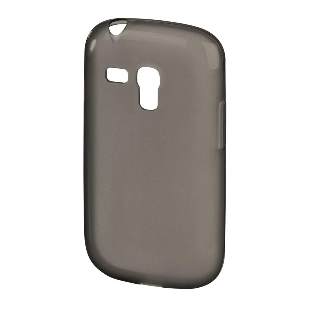 Hama kryt Crystal pro Samsung Galaxy S III mini, šedý