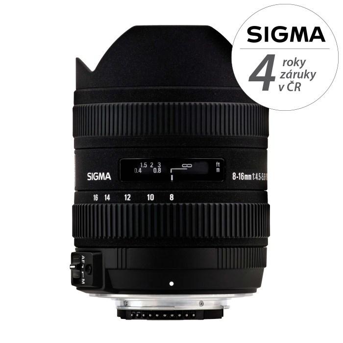 SIGMA 8-16/4.5-5.6 DC HSM SIGMA