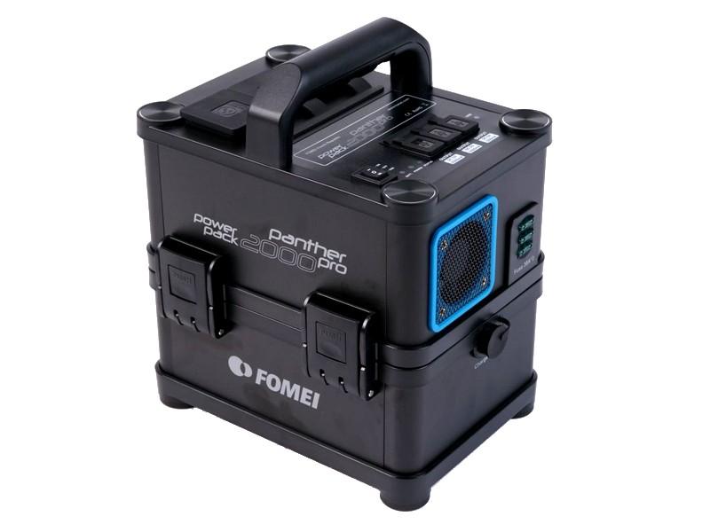 Panther Pro 2000 Power Pack, bateriový generátor