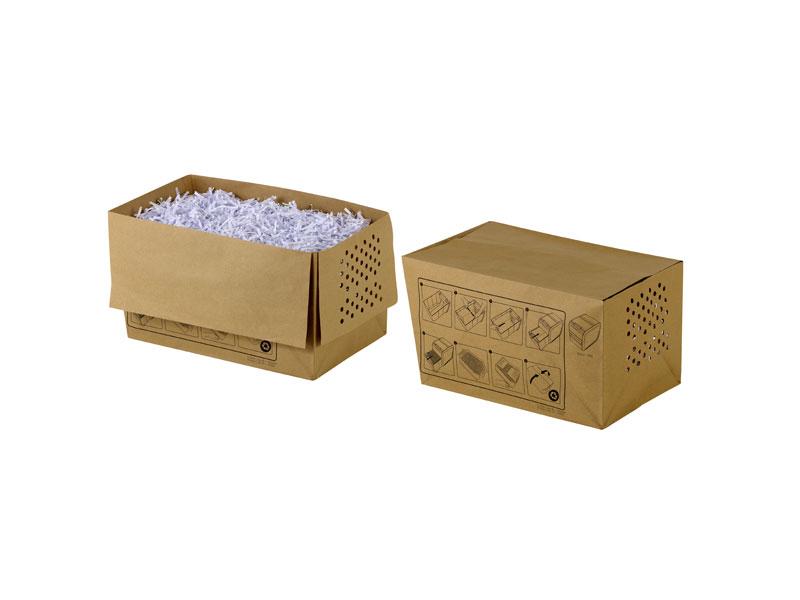 Odpadní papírové pytle pro REXEL Auto+100