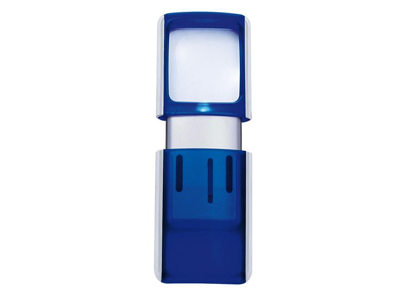 WEDO s LED světlem modrá