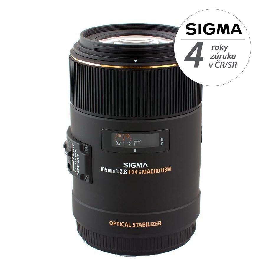 SIGMA 105/2.8 MACRO EX DG OS HSM Sony