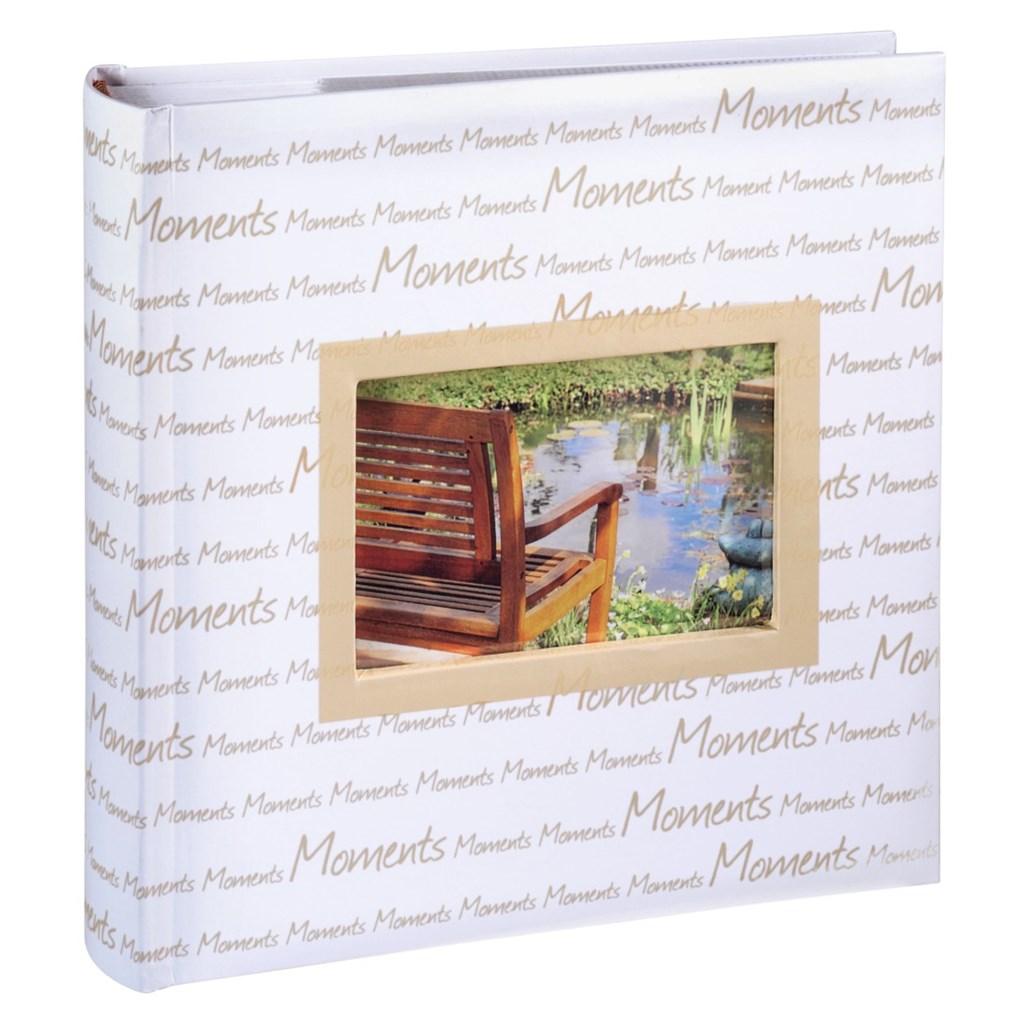 Hama album memo LA VIDA 10x15/200, béžové, popisové pole