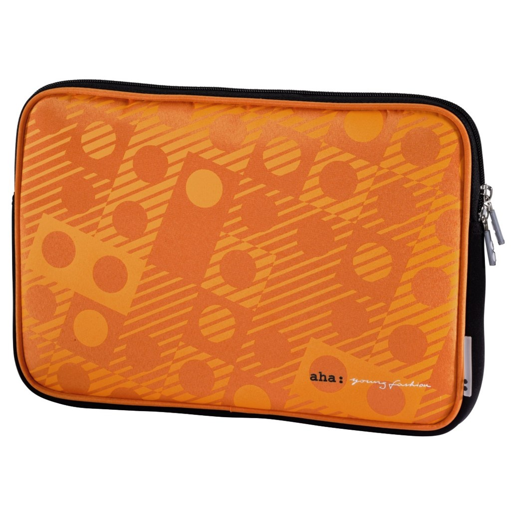 "Obal na netbook ""Lenni"", 30 cm (10.2""-11.6""), oranžová"