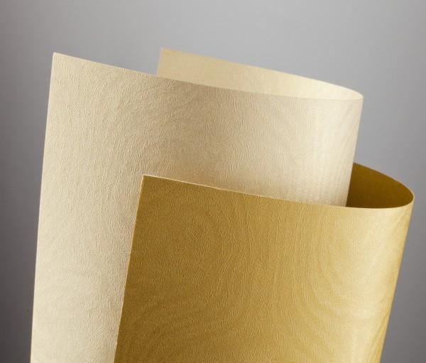 ozdobný papír Royal zlatá antik 250g, 20ks