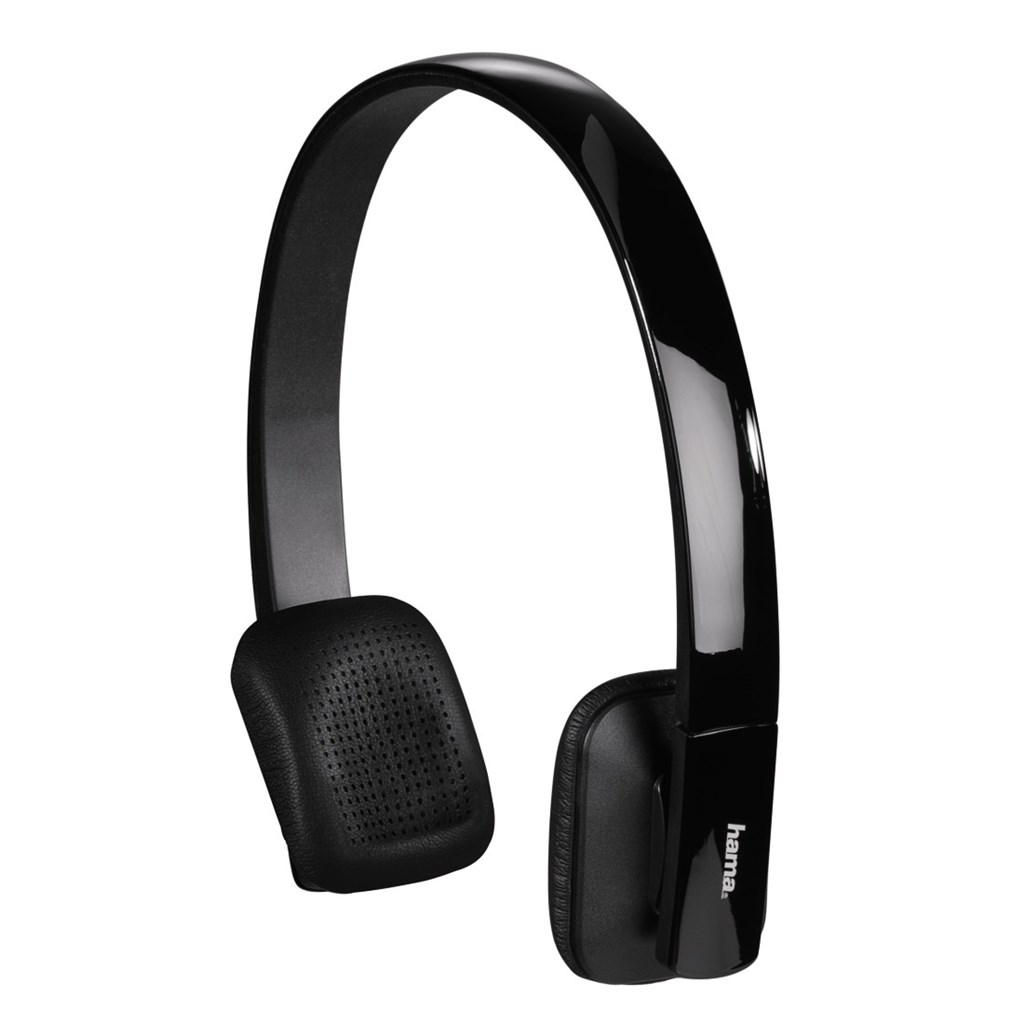 Hama bluetooth stereo headset Drift, černý