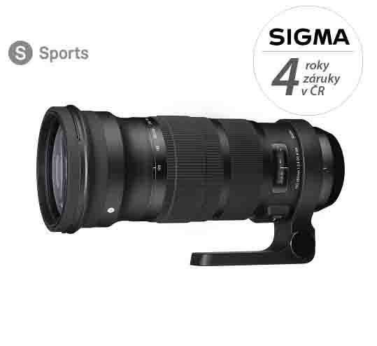 SIGMA 120-300/2.8 DG OS HSM Sports Canon