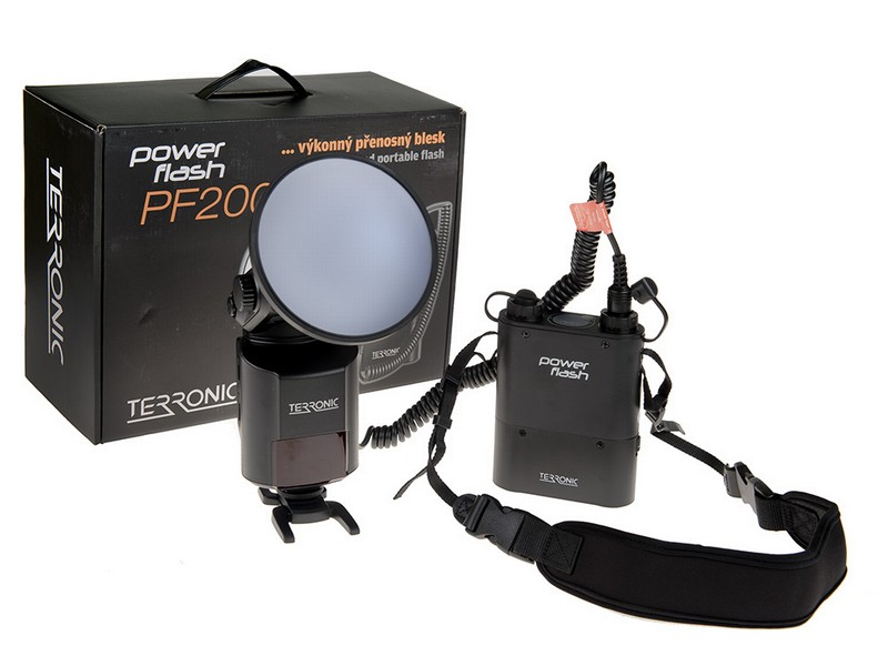 Power Flash PF200, Terronic