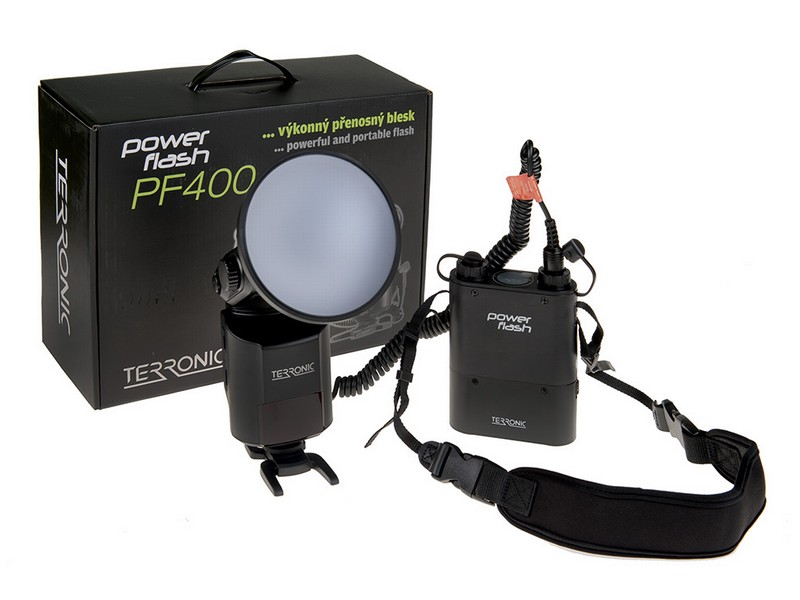 Power Flash PF400, Terronic