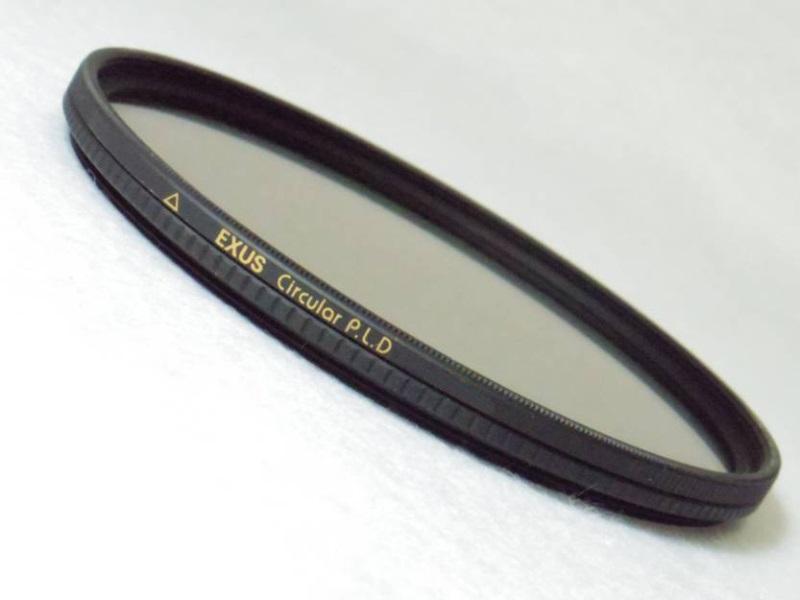 MARUMI Circular PL (C-PL) EXUS 58mm