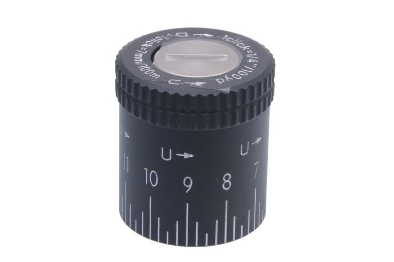 Nikon hlava nastavení vertikální rektifikace vysoká (U-D) 1/4MOA Mat