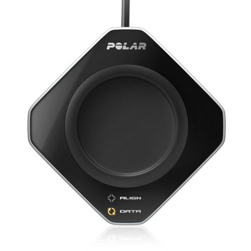 Polar FlowLink – kolébkový interface pro spojení s PC (součást FT80, kompatibilní také s FT40, FT60, FT7, RS300X)