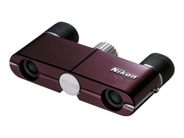 Nikon DCF 4x10 Burgundy