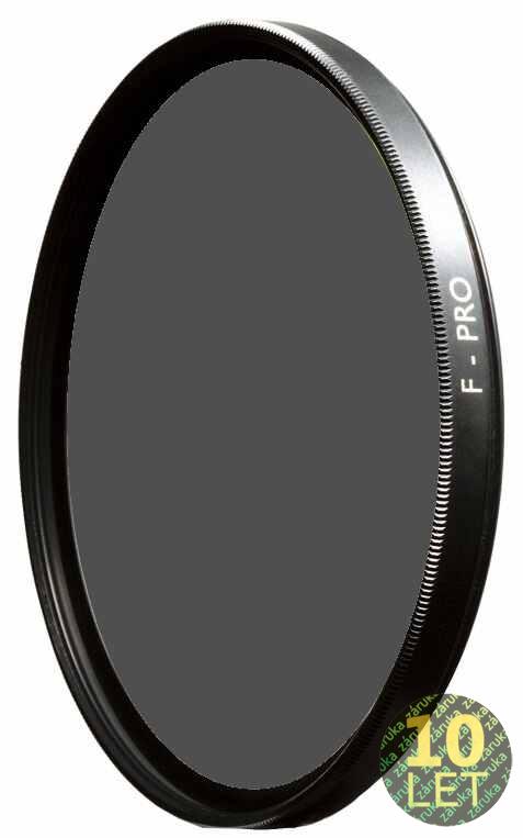 B+W 110E ND 1000x 58mm