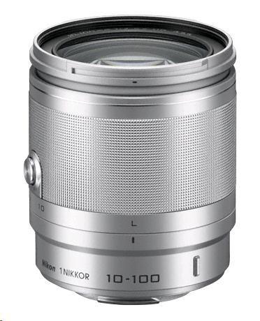 Nikon 1 Nikkor 10-100mm f/4-5.6 VR Silver