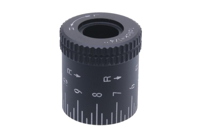 Nikon hlava nastavení horizontalní rektifikace vysoká (R-L) 1/4MOA Mat