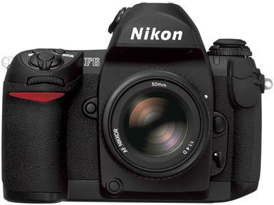 Nikon F6 Multi-CAM2000 tělo