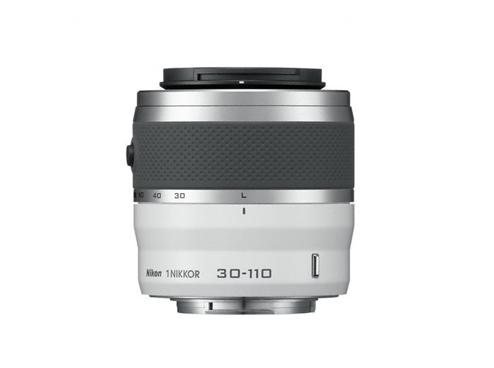 Nikon 1 Nikkor 30-110mm f/3.8-5.6 VR White