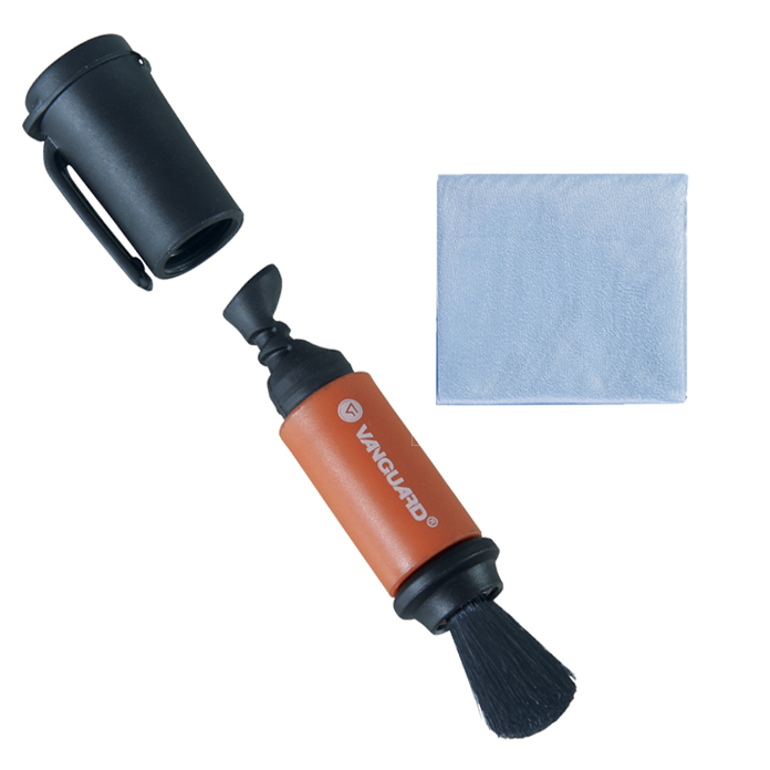 Vanguard čisticí sada pro optiku fotoaparátu CK2N1 (2-in-1 Cleaning Kit)