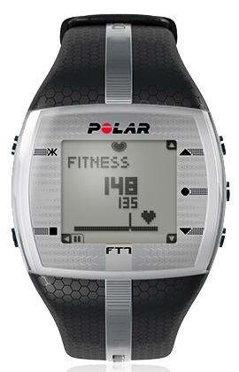 Polar FT7M (pánský), černá, stříbrná