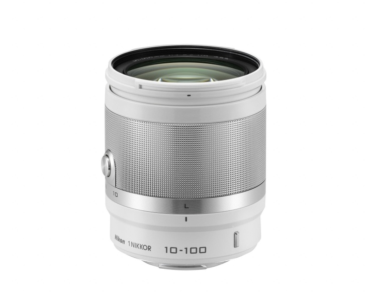 Nikon 1 Nikkor 10-100mm f/4-5.6 VR White