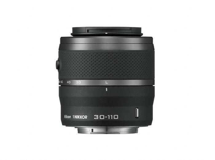 Nikon 1 Nikkor 30-110mm F3.8-5.6 VR Black