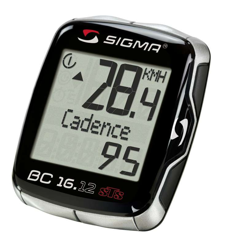 SIGMA BC 16.12 STS wireless