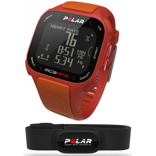 Polar RC3GPS HR Orange