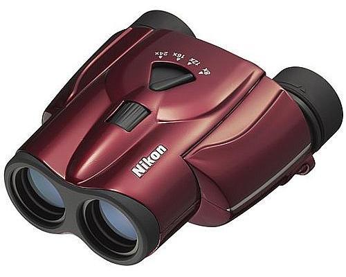 Nikon CF Aculon T11 8-24x25 Red