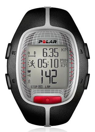Polar RS300X S1, černá