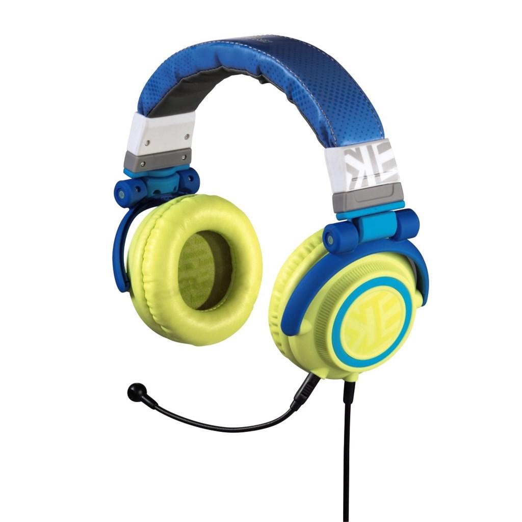 Hama knallbunt 2.0 Headset, žlutý