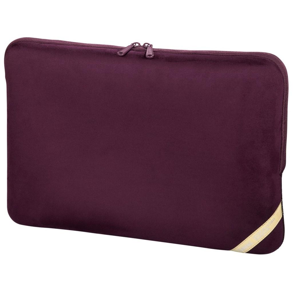 """Hama obal na notebook Velour, 40 cm (15.6""""), fialová"""