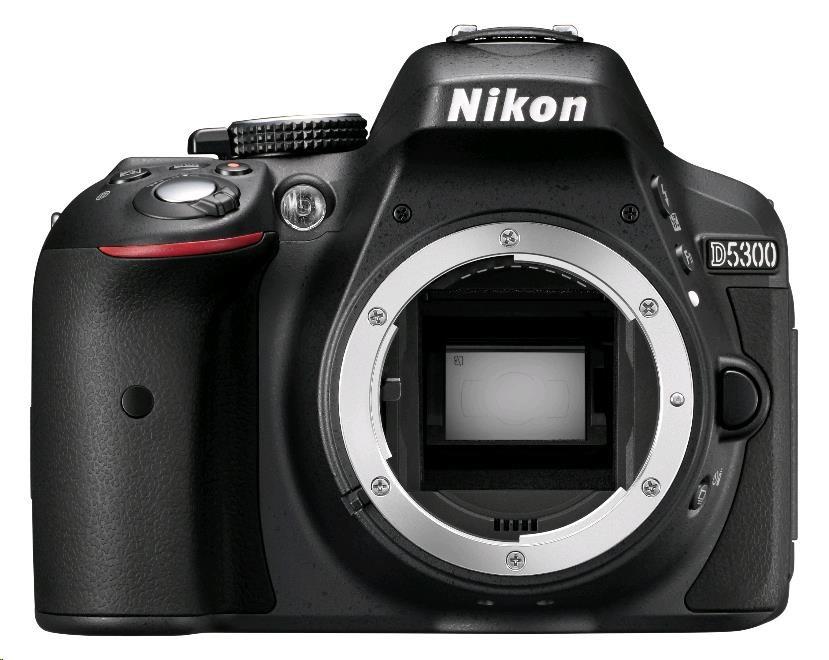 NIKON D5300 černá
