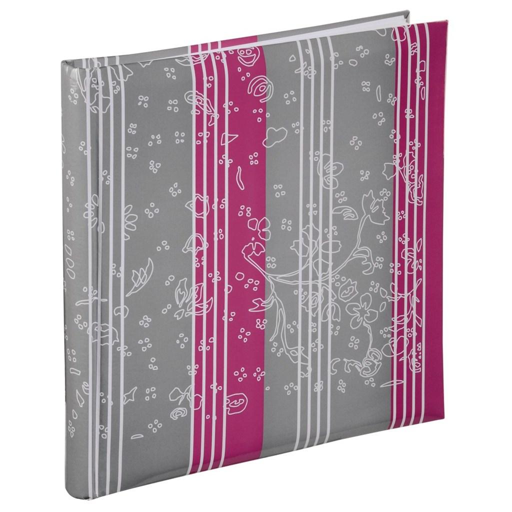 Hama album klasické CURLY 30x30 cm, 60 stran, borůvkové